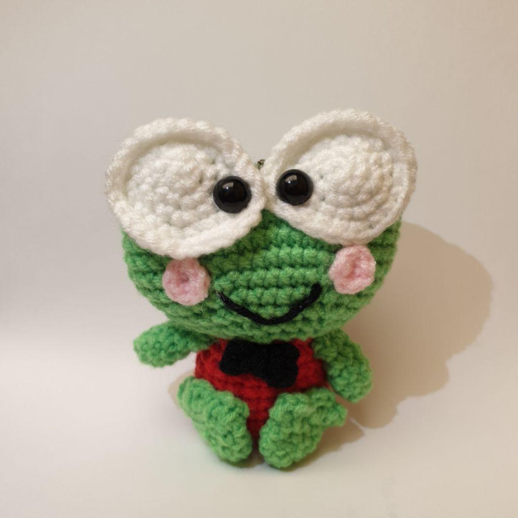 Crochet Keychain - 15 Free Crochet Patterns ⋆ DIY Crafts | 1024x1024
