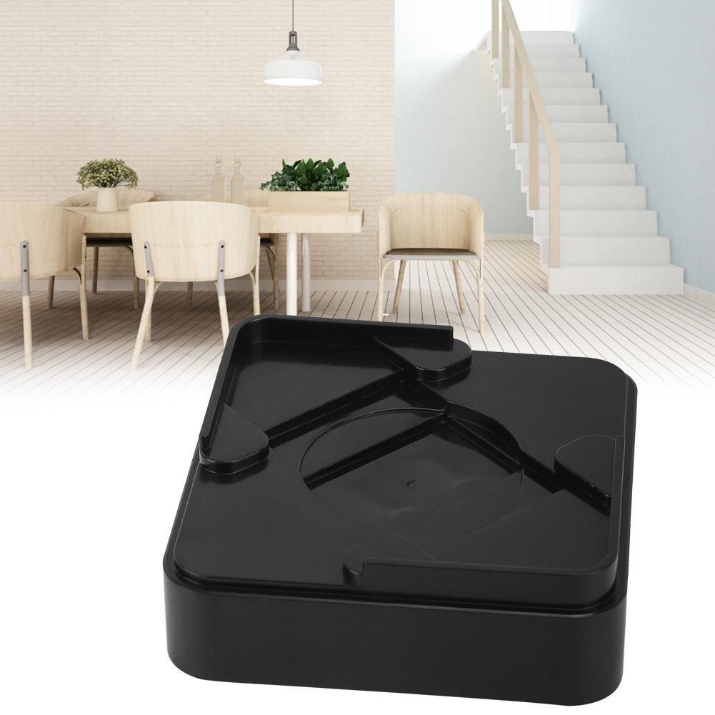 Floor Protectors Black Square Abs Bed