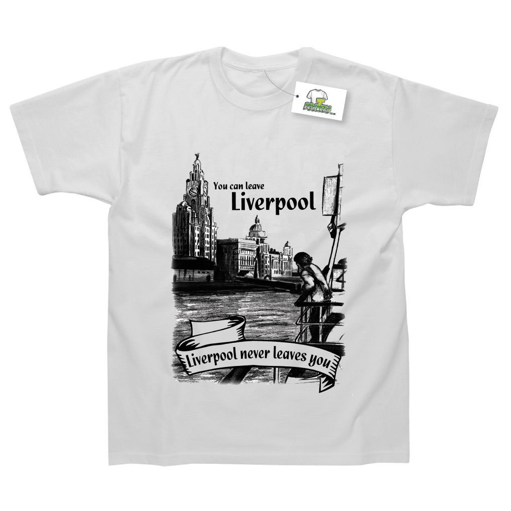 Fashion Liverpool Fc YNWA Never Fan Alone T-Shirt  f47068de2