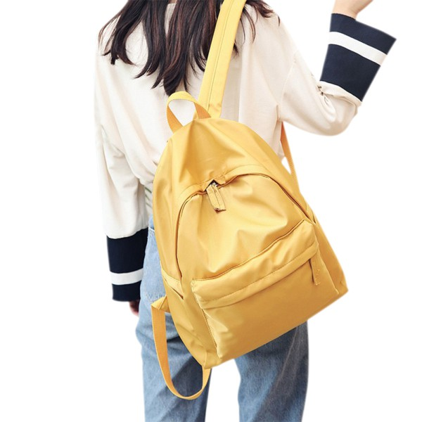 a59899d23061 Women's Concise Nyoln Diagonal Lightweight Backpack Schoolbag Travelling Bag