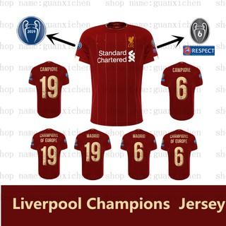 more photos 10358 104ca 19-20 Top Quality Champions League Commemorative Version ...