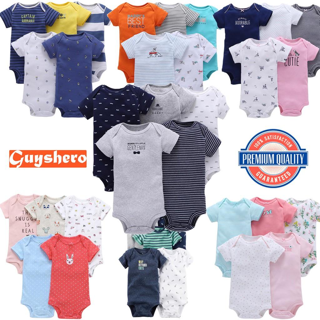 55524e13f BN Guess Baby Boy Romper 3-6mths! | Shopee Singapore
