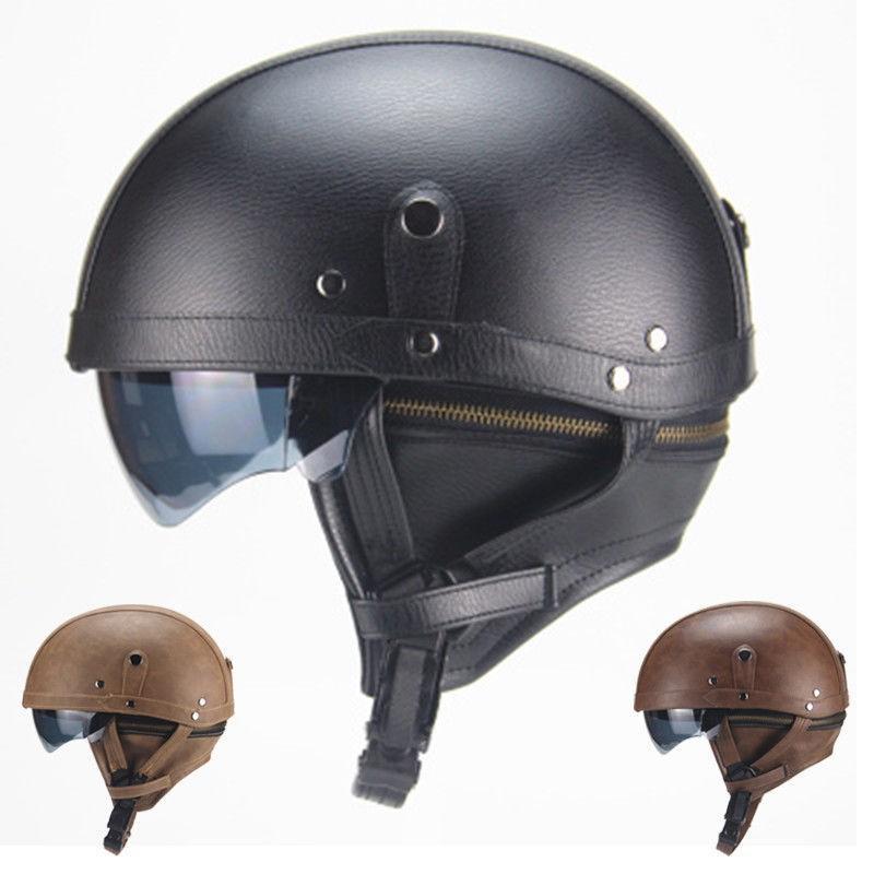 87366a45 Motorcycle Windshield Helmet Harley Style Jet Bubble Visor UV 400 Protection  MAR | Shopee Singapore