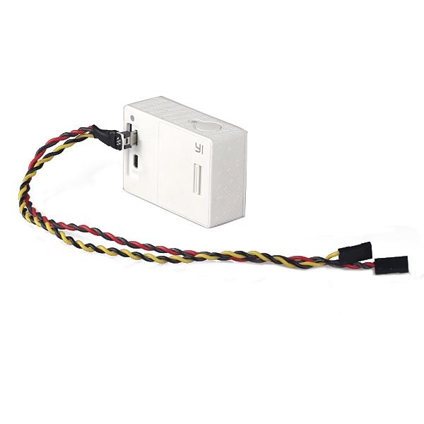 SJ4000 SJ6000 SJ7000 SJCAM M10 XiaoMi Camera AV Video Output And Charging  Cable