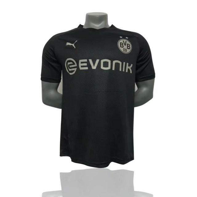 2020 Dortmund All Black Limited Jersey Shopee Singapore