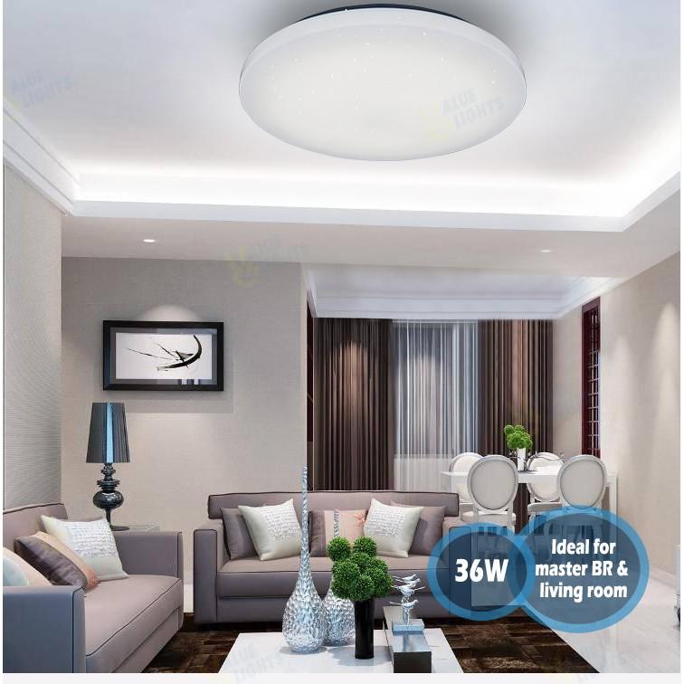 24w 36w Lightweight Ceiling Lights