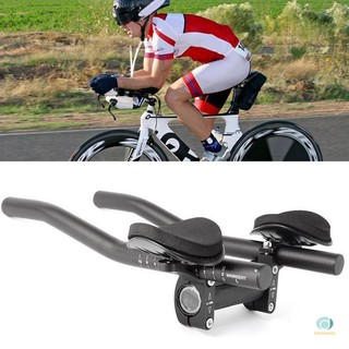 Bike Bicycle Handlebar Extender Aluminum Alloy Extension Frame GPS Lamp Holder