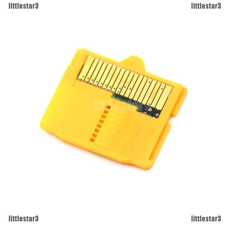 2pcs Micro SD Attachment MASD-1 Camera TF to XD Card Insert ...