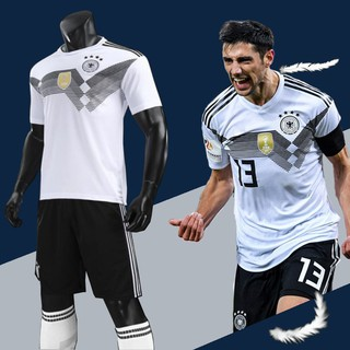 new product a9c9e 3c190 2018 World Cup Germany National Team Reus Jersey FIFA Football Shirt