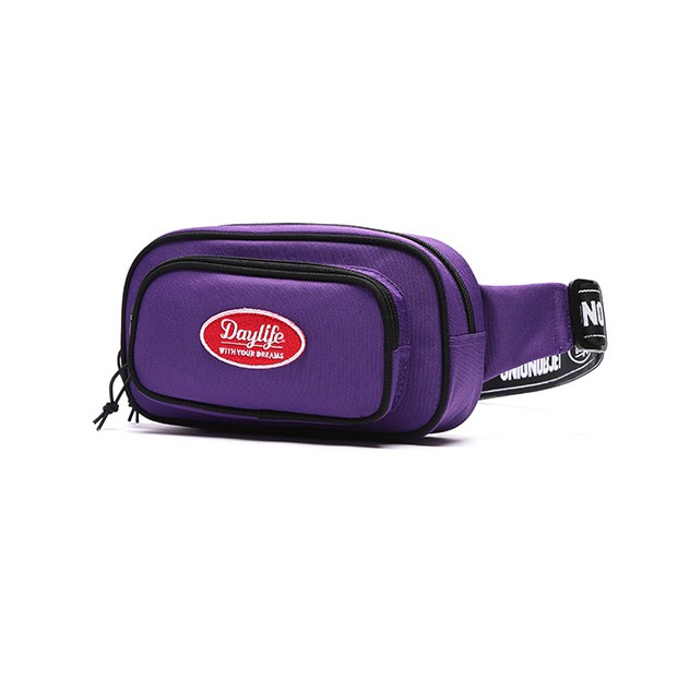 UNIONOBJET X DAYLIFE  Waist Bag (Purple)  037a60fe66365