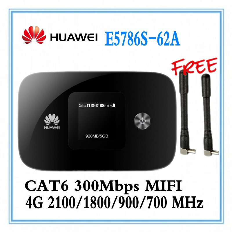 HUAWEI E5786s-62a 4G WiFi Router LTE CAT6 Mobile WiFi R