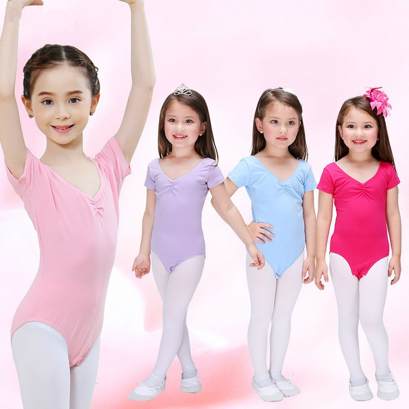 ee1fa66f3 Fashion Toddler Girls Ballet Costumes Leotards Dance Dress Gymnastics  Dancewear