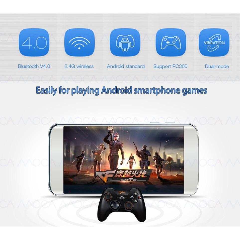 8bitdo Pro Wireless Bluetooth Controller Dual Classic Joystick Fc30 Wifi For Android Ios Pc Shopee Singapore