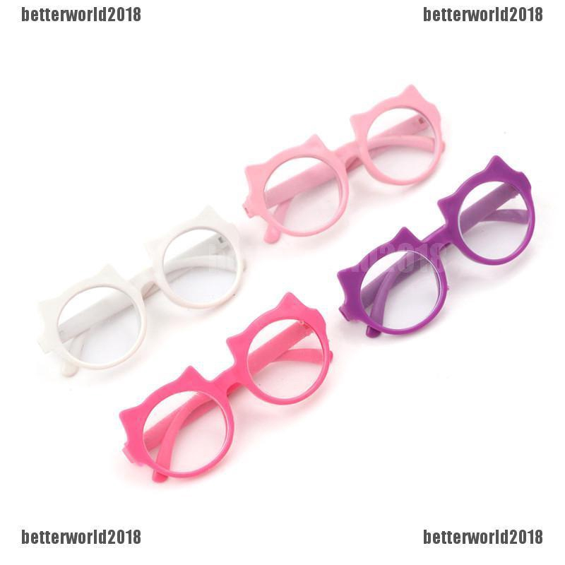 Doll Glasses Colorful Glasses Sunglasses Suitable For 18Inch American Dolls TO
