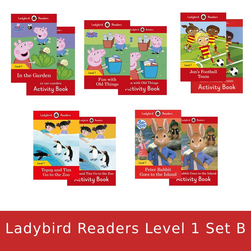 Image result for ladybird readers