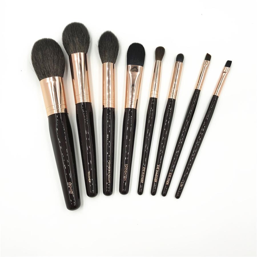 Popular Brand 8pcs Cardcaptor Sakura Makeup Brush Set Metal Magic Wand Powder Brush Concealer Eye Brush Kit Teen Girl Make Up Tool Makeup Beauty & Health