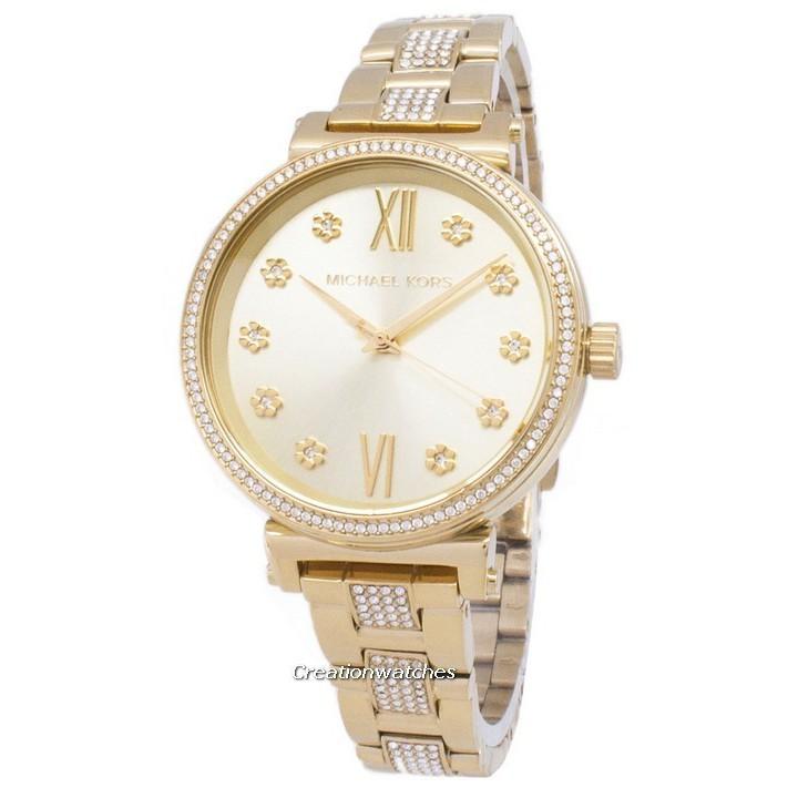 0496958ba2d3 Michael Kors Bradshaw Chronograph Two-Tone MK5976 Women s Watch ...