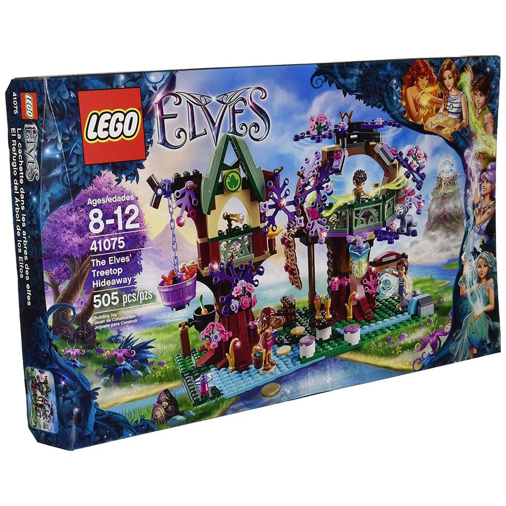 New Lego Elves MiniFigure EMILY JONES from set 41075 The Elves Treetop Hideway