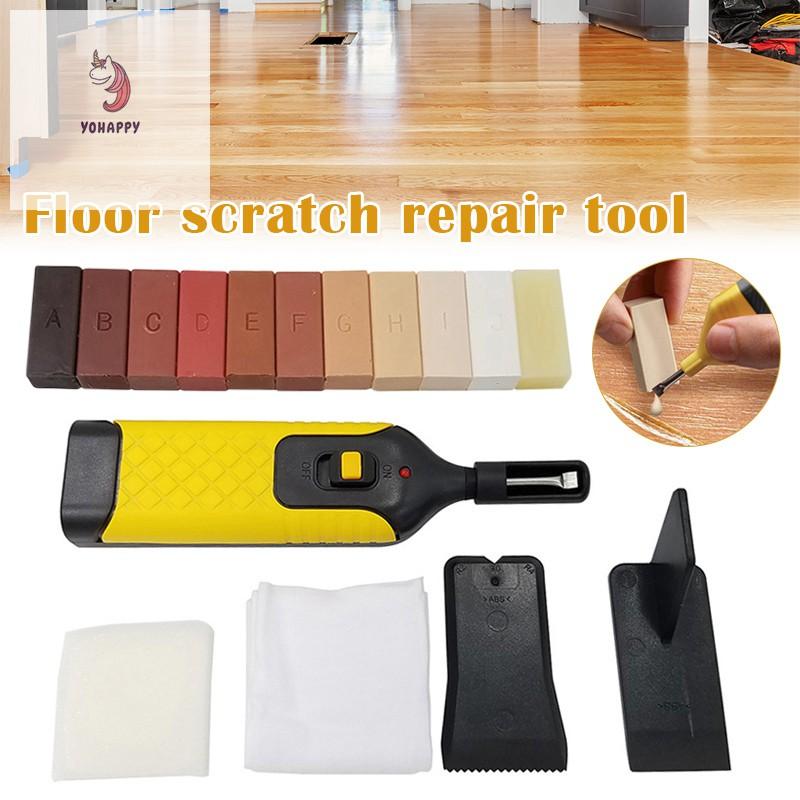 Laminate Floor Repair Kit 11 Color Wax, Repair Laminate Kitchen Cabinets
