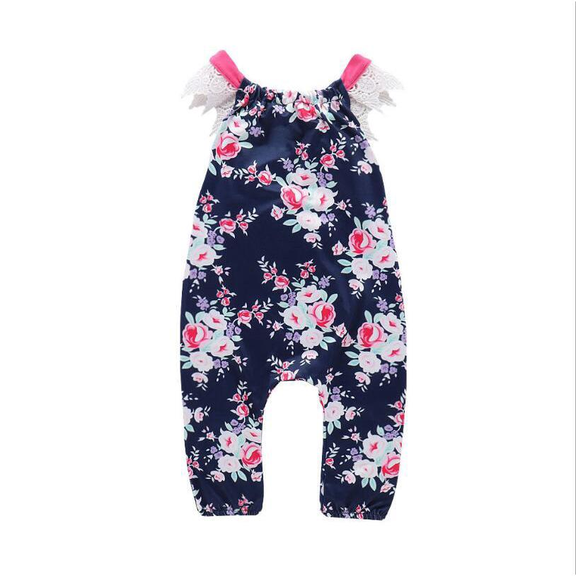 Yes I Do Have A Beautiful Daughter Sleeveless Crawling Jumpsuit Rompers