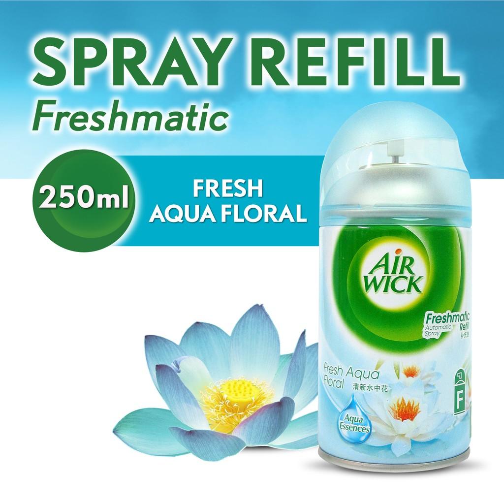 Air Wick Freshmatic Lavender Refill Triple Pack Buy 2 Free 1 250ml
