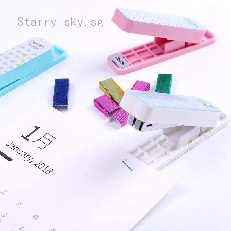 Office Equipment & Supplies Office Equipment Alert Portable Stapleless Stapler Paper Binding Binder For Home Office School Hot