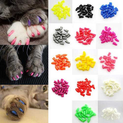Soft Silicone Pet Dog Cat Kitten