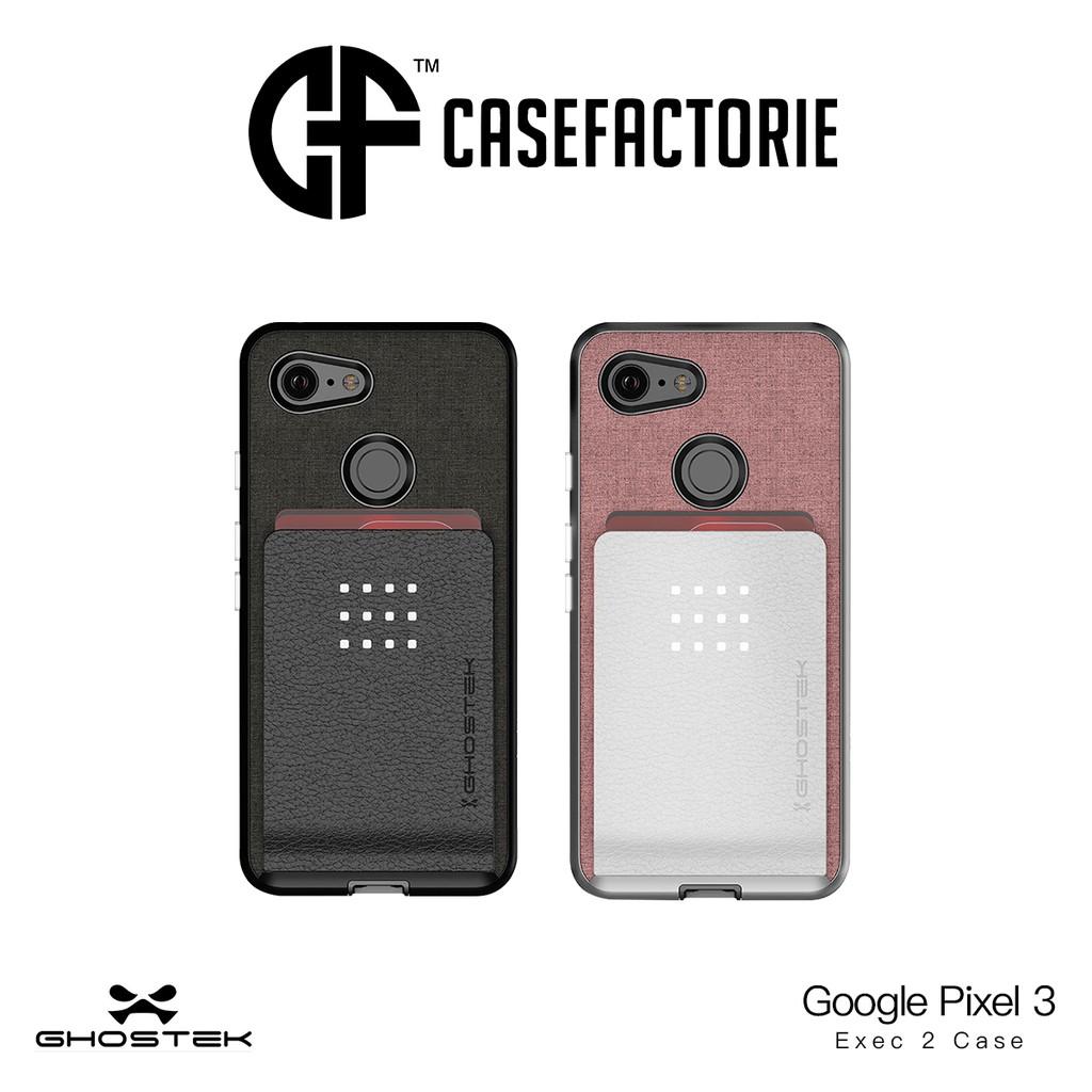 the best attitude 32493 e2c9a GHOSTEK Exec 2 Case for Google Pixel 3