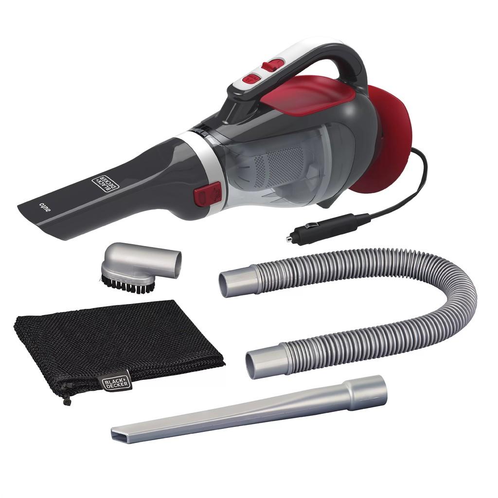 Black and Decker 12V Auto Car Vacuum Dustbuster NV1210AV-B1 | Shopee Singapore
