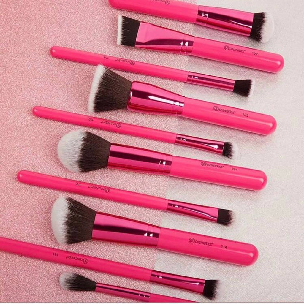 Sculpt and Blend Fan Faves - 10 Piece Brush Set by BH Cosmetics ...