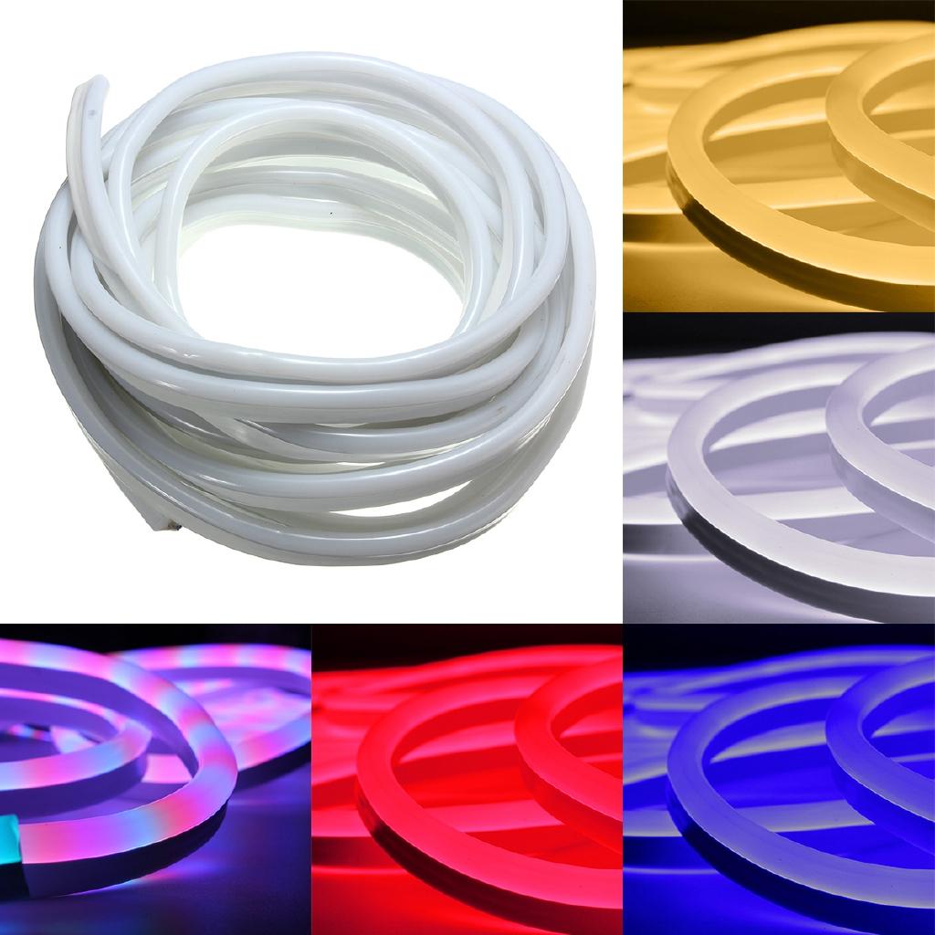 2835 Led Flexible Neon Rope Strip Light