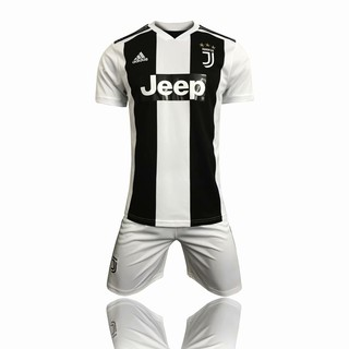 sports shoes 8920d d1dbd 2018/19 Juventus FC home Men's soccer jerseys short sleeve ...