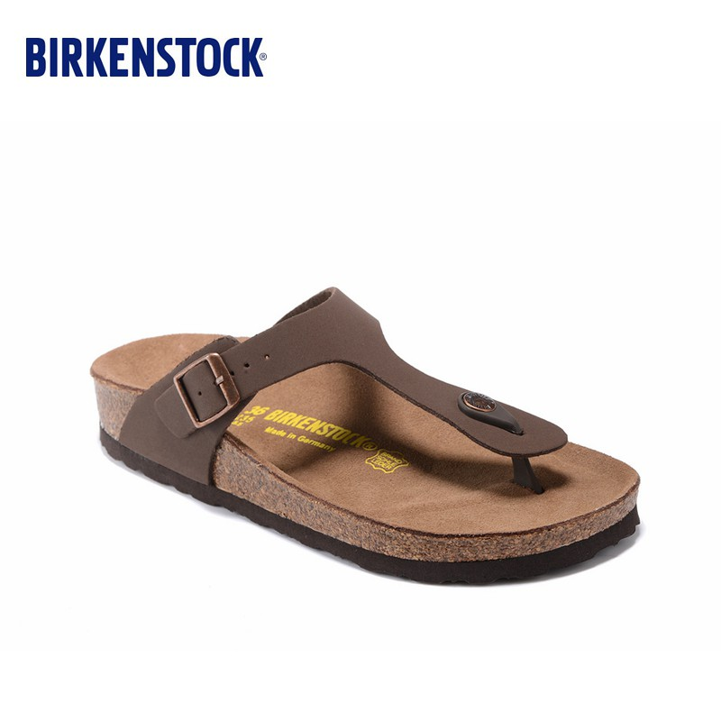 a35daf0f2849  READY STOCK Birkenstock flat comfortable cork sandals