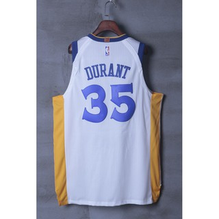 best loved 78d60 5511c Nike NBA Golden State Warriors Kevin Durant #35 KD Jersey ...