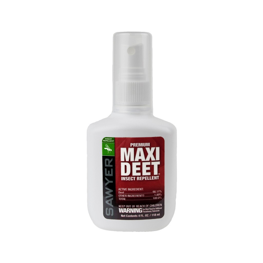 MAXI-DEET® Insect Repellent 4oz Spray | Shopee Singapore