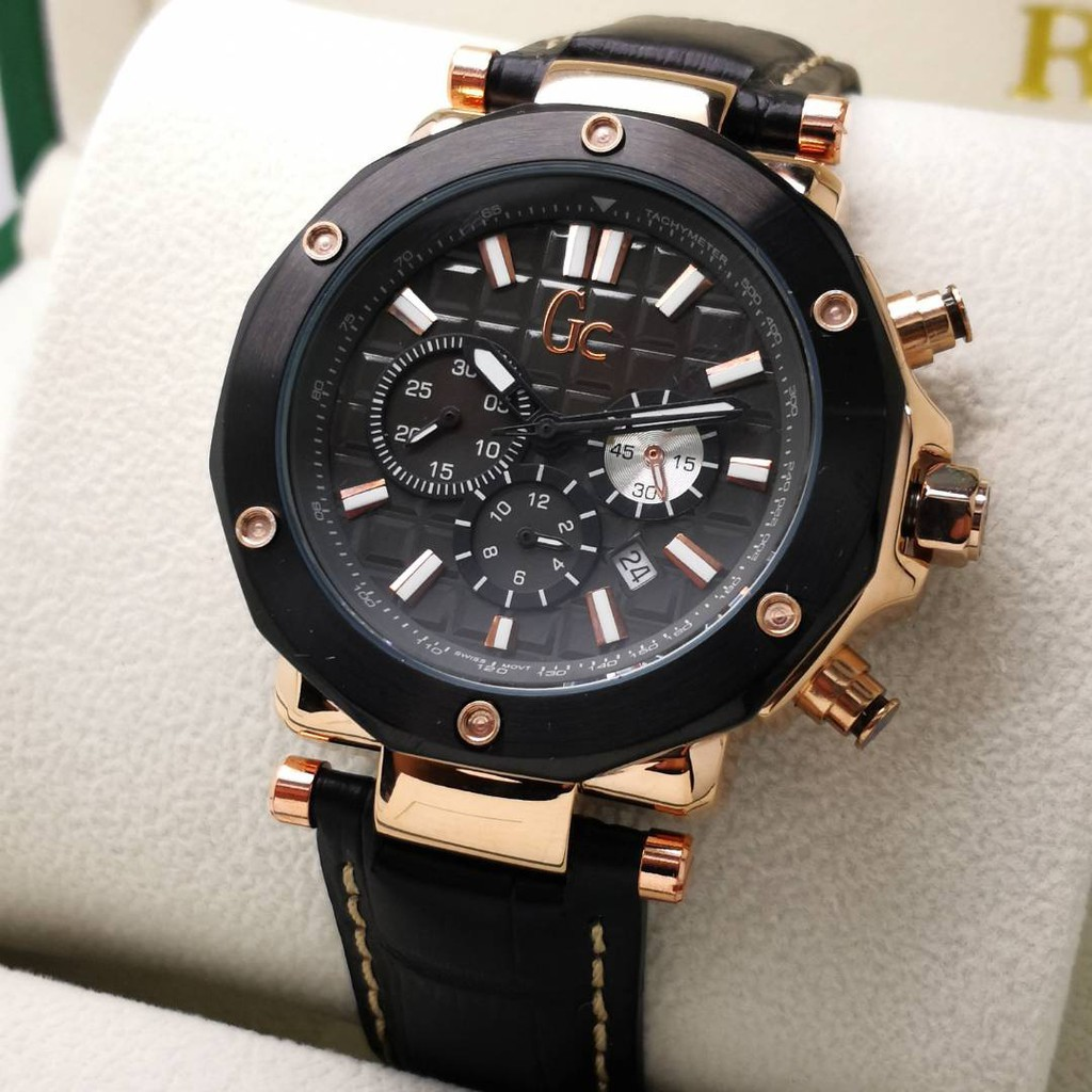 Zuren Gc Guess Collection Complete Set Fast Delivery Fossil Fs5182 Shopee Singapore