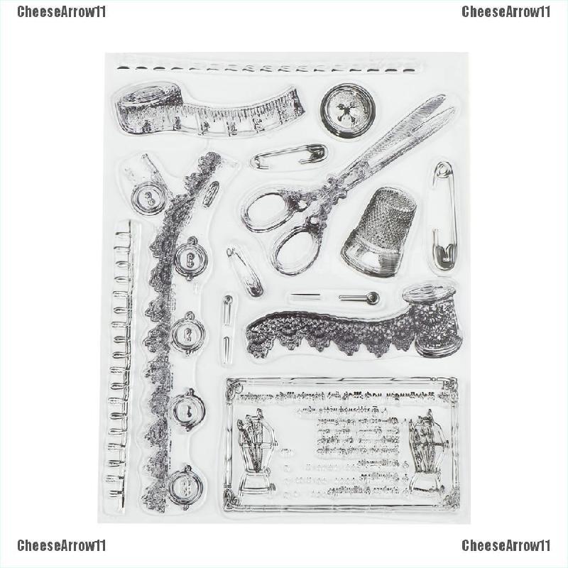 Tree squirrel and nut Transparent Clear Stamp DIY Scrapbooking Photo-Album De CH