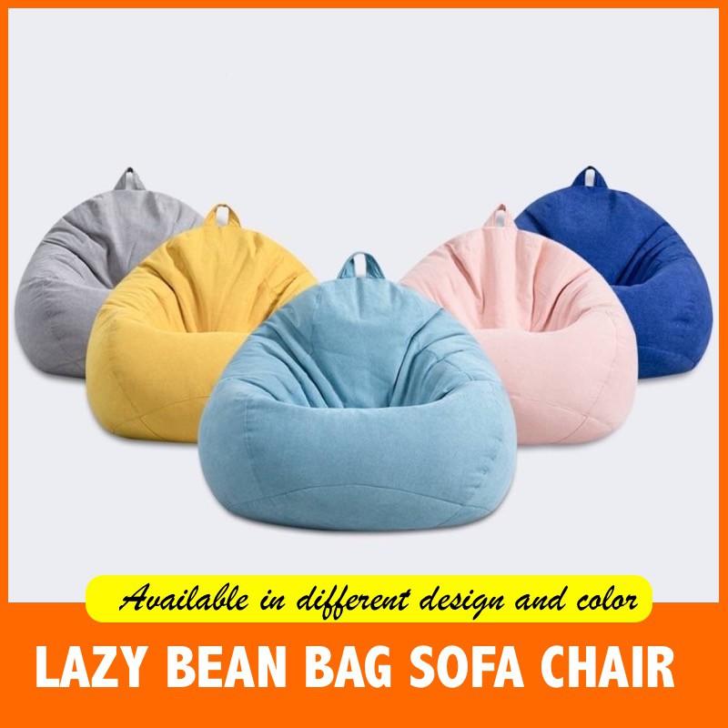 Lazy Bean Bag Sofa Beanbag Come With
