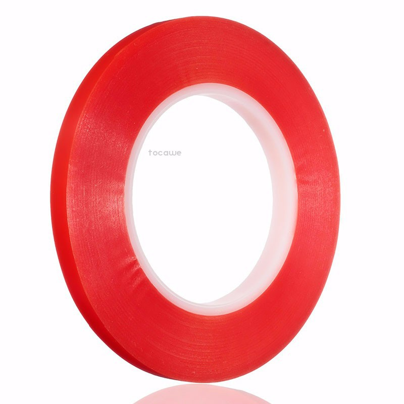 50M Strong Adhesive Double Side Tape Sticky For Cell Phone LCD-Screen·Rep,