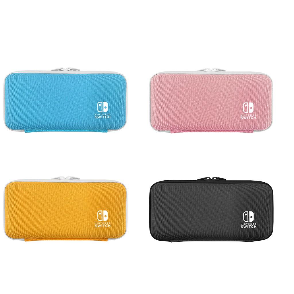 Keys Factory Slim Hard Case For Nintendo Switch Lite Black Pink