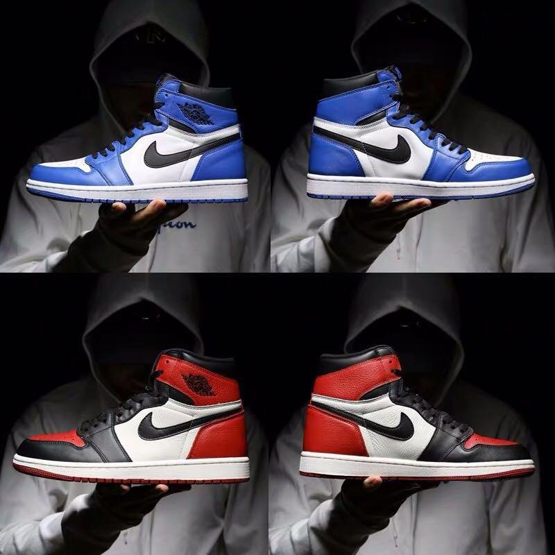 7230d88c01b48 aj basketball shoes joe small lightning chicago men and women couple shoes