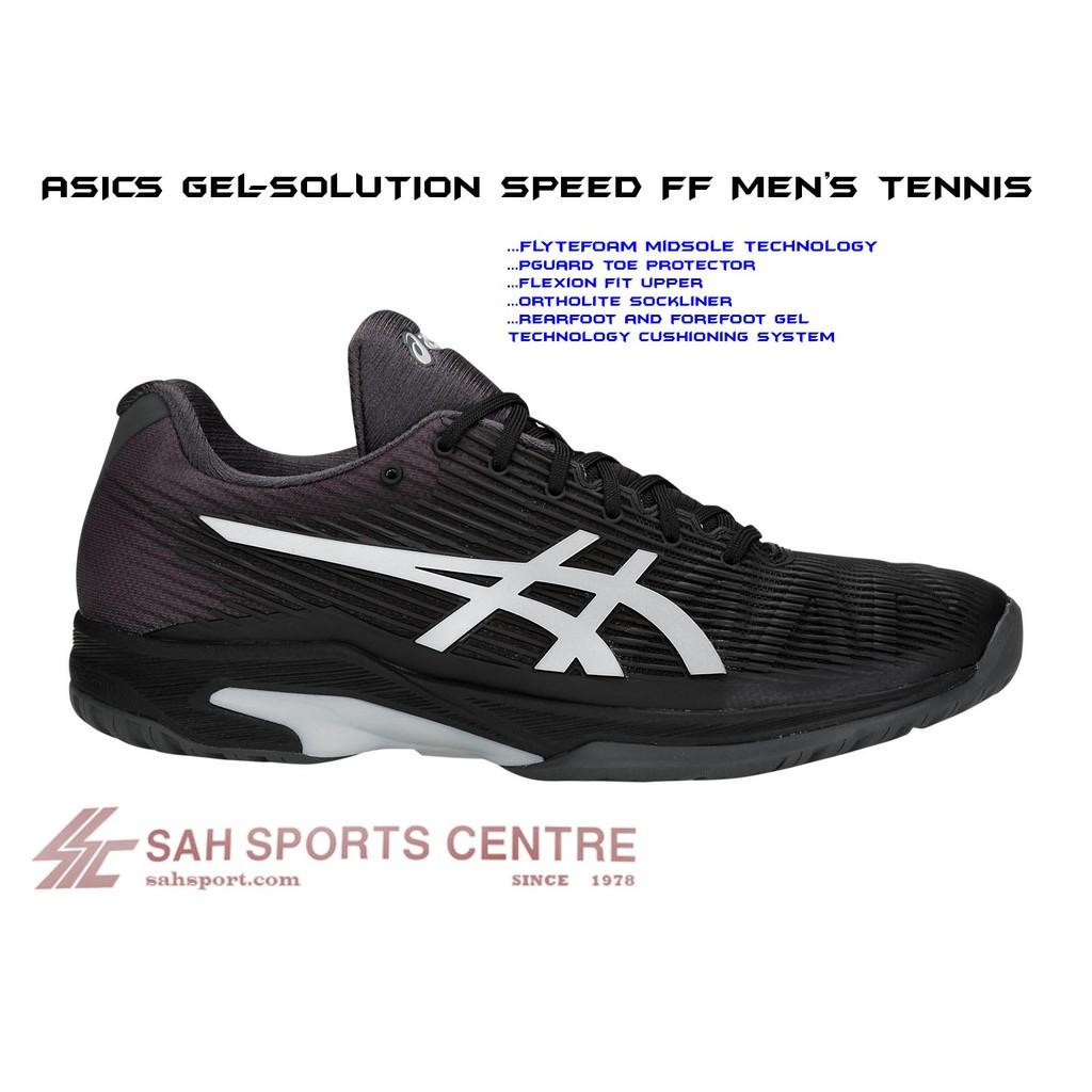 finest selection 72dce 3821d Asics Gel Solution Speed FF Men's Tennis 1041A003-001