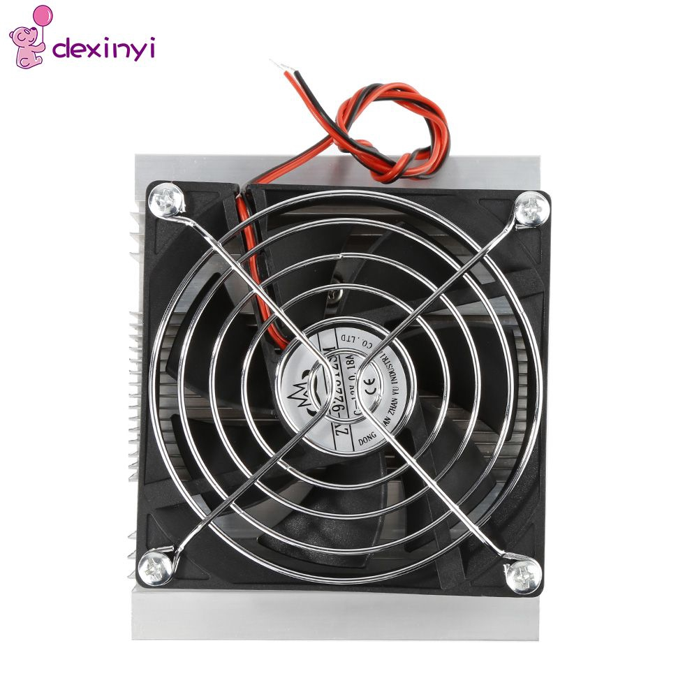 DIY Cooling System Chip TEC-12706 Thermoelectric Refrigeration Peltier FZXX | Shopee Singapore