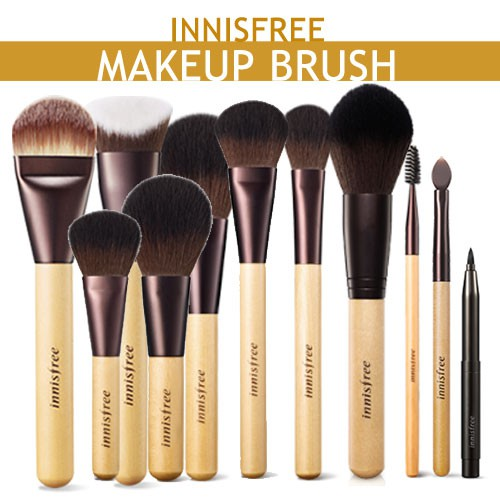 Innisfree Makeup Brush Collection
