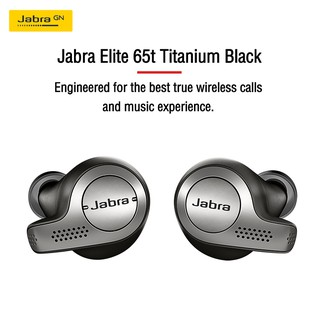 Original Jabra Elite 65t Wireless Bluetooth Sports Earphones