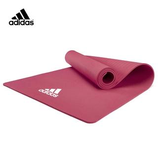 adidas yoga mat Men's Fitness mat household non-slip lengthened thickened  sports yoga mat for women   Shopee Singapore