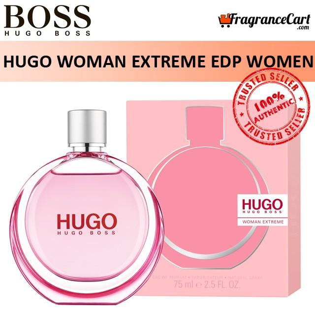 hugo boss pink perfume