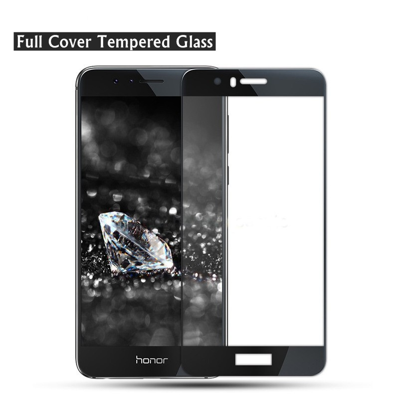 Full Cover Tempered Glass Screen Protector Film For Samsung Galaxy Note 5 Note 4 | Shopee Singapore