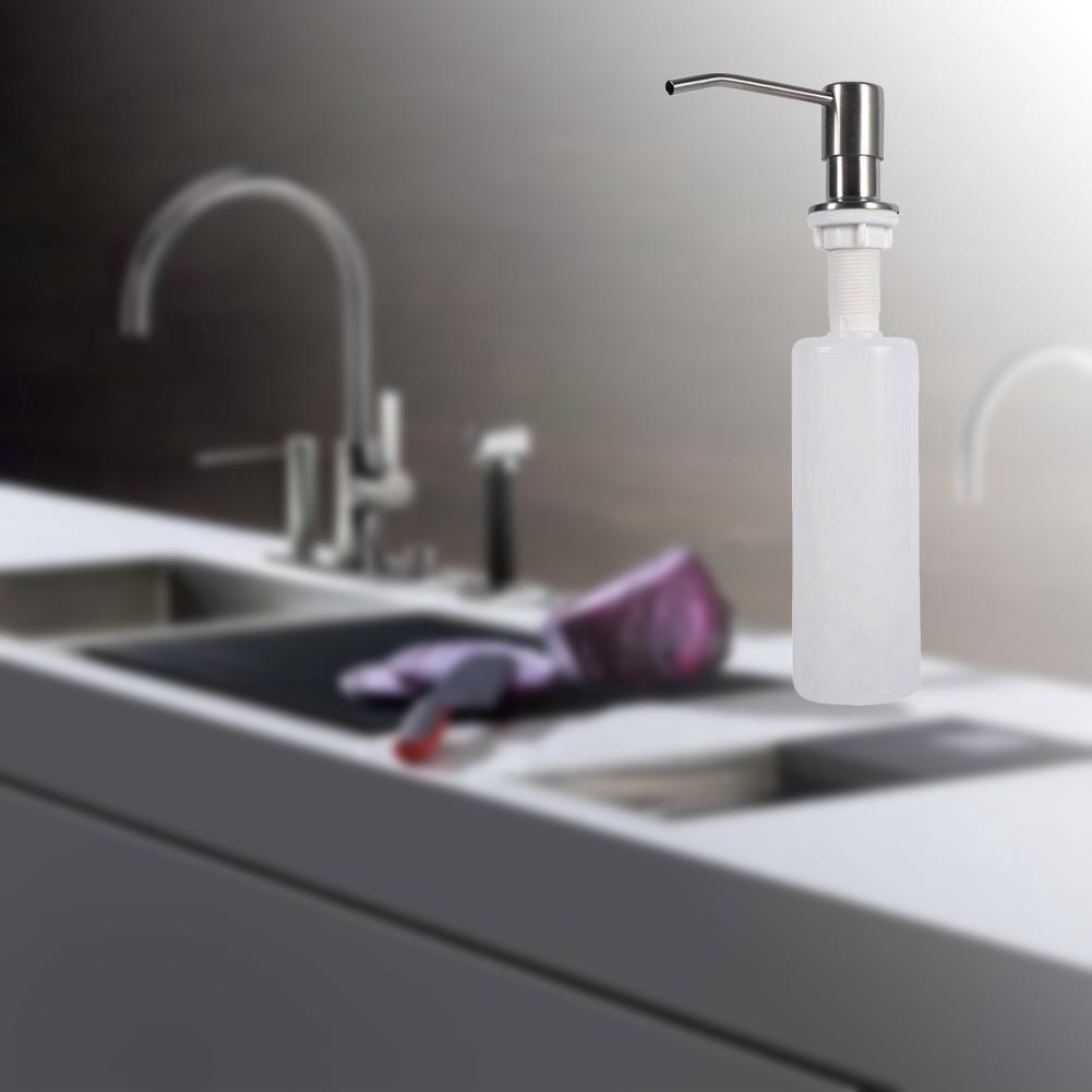 Ready Kitchen Sink Soap Dispenser Countertop Liquid Dish Soap Dispenser Shopee Singapore