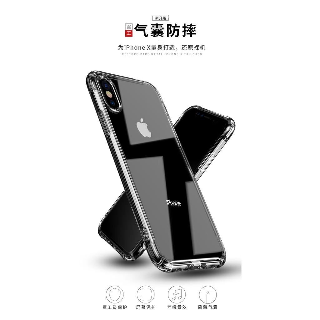 Premium Phone Ring Metal Plate Tough Case For Iphone X 8 7 Plus Goospery Hybrid Dream Bumper Red Note S8 Shopee Singapore